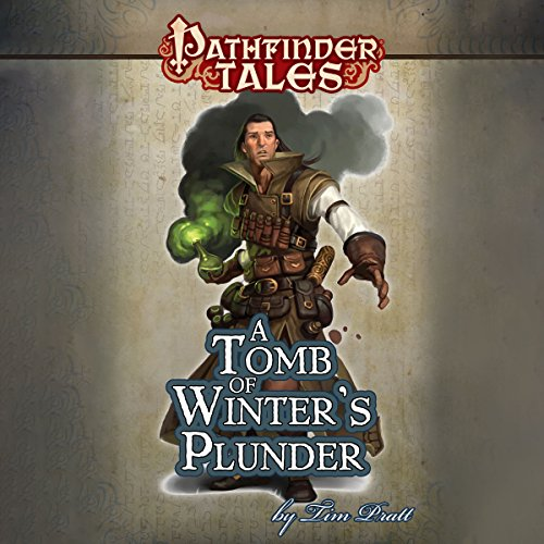 A Tomb of Winter's Plunder audiobook cover art