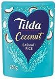Tilda - Arroz basmati al vapor con coco - 250 g