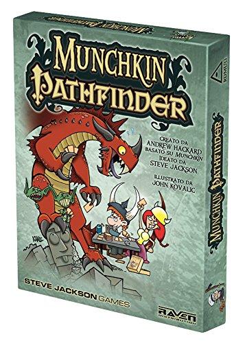 Raven - Munchkin Pathfinder - Gioco di Carte