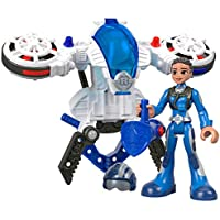 Fisher-Price Rescue Heroes Sky Justice & Hover Pack