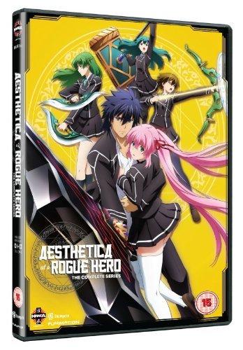 Aesthetica of A Rogue Hero Complete Series Collection [Edizione: Regno Unito] [Import]