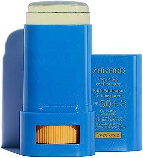 Shiseido Sun Clear Stick Uv Protector For Face Body Spf50+ 15 Gr Sun Clear Stick Uv Protector For Face Body Spf50+ 15 Gr 1 unidad 20 g