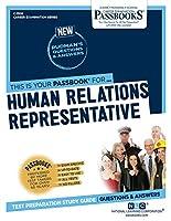 Human Relations Representative (Career Examination)