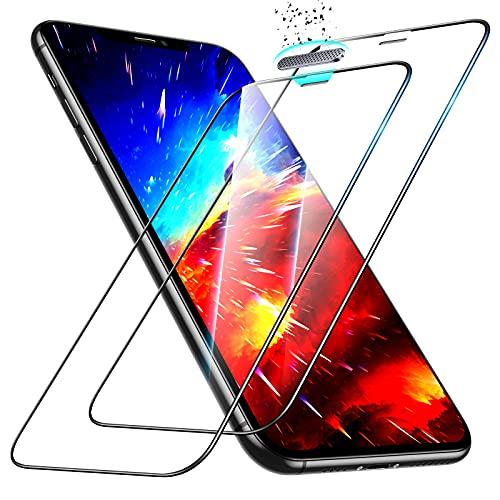 ESR Protector de Pantalla Compatible con iPhone 11 Pro MAX/iPhone XS MAX,...
