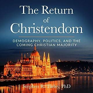 The Return of Christendom audiobook cover art