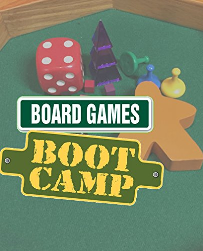 Board Games Bootcamp: Quickly selecting the games to learn board gaming painlessly (English Edition)
