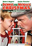 A Dennis the Menace Christmas Poster 27x40Maxwell Perry CottonRobert Wagner Louise Fletcher