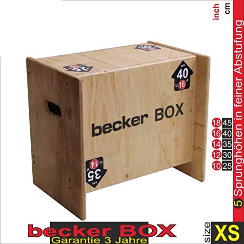 Becker-Sport Germany Becker Box XS -...