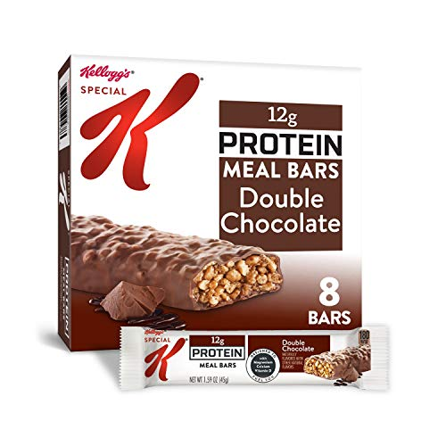 Special K Protein Meal Bars, Double Chocolate, 12.7 oz (8 Count)