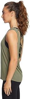 Rockwear Activewear Women's Devote Cross Back Tank from Size 4-18 for Singlets Tops