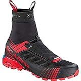 Scarpa RIBELLE S HD, Botas de montaña Hombre, Black-Red Hdry ARSC FIXION Tech, 42 EU