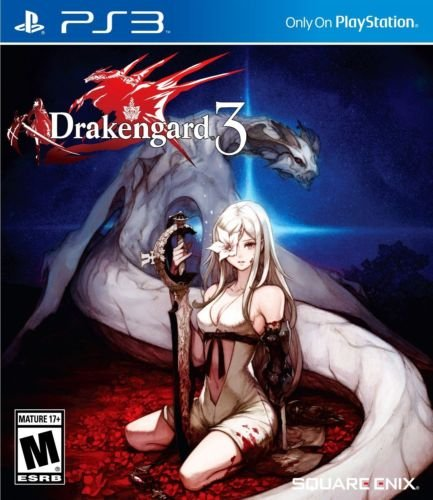 Drakengard Sales results No. Chicago Mall 1 3 Playstation PS3 NTSC Game RPG Square Video Eni