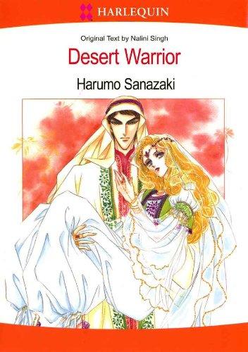 Desert Warrior: Harlequin comics (English Edition)