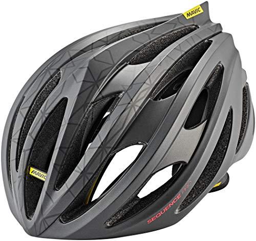 MAVIC Sequence Pro Damen Rennrad Fahrrad Helm schwarz 2019: Größe: S (51-56cm)