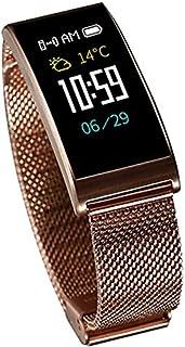 Reloj Inteligente Salud inteligente reloj del deporte del rastreador de ejercicios SmartWatch con sangre monitores de presión de oxígeno del contador de pasos for Android IOS Niños Hombres Mujeres