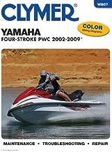 CLYMER MANUAL, YAMAHA WAVE RUNNER 4 STROKE 02-09, Manufacturer: CLYMER, Manufacturer Part Number: W807-AD, Stock Photo - Actual parts may vary.