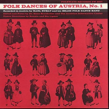 Folk Dances of Austria, Vol. 1