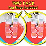 Best Dog Silencers - SilenTags Pet Tag Silencer (Clear Two Pack) Review