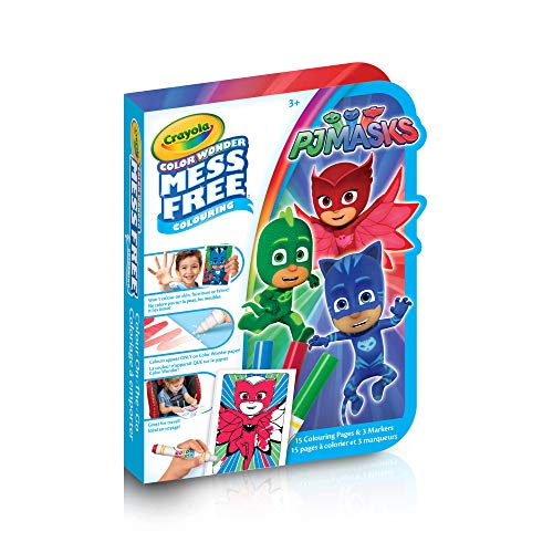 PJ Masks Color Wonder Colour On-The-Go