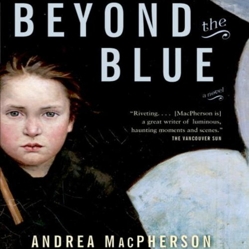 Beyond the Blue audiobook cover art