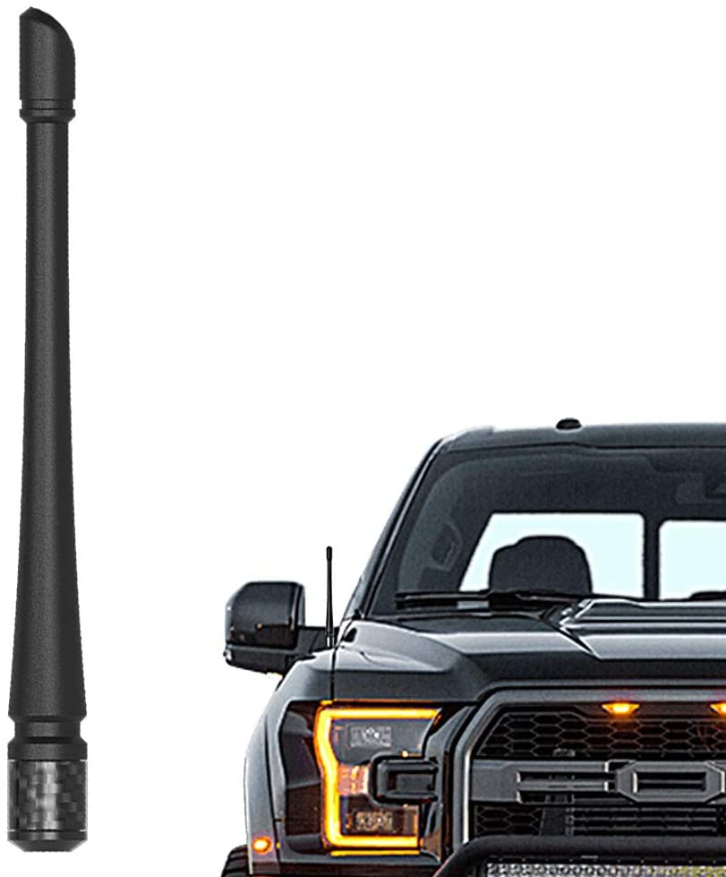 Rydonair Antenna Compatible with Ford F150 2009-2021 | 7 inches Rubber Antenna Replacement | Designed for Optimized FM/AM Reception
