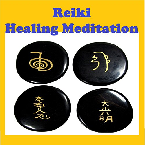 Reiki - Healing Guided Meditation audiobook cover art