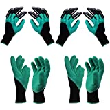 Garden Genie Waterproof Gloves,Quick&Easy to...
