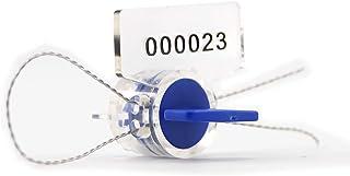 comprar comparacion zhengcheng (R) alto eléctrica seguridad utilidad Twist Medidor de plástico (100unidades) con cierre de cobre cables (100m)