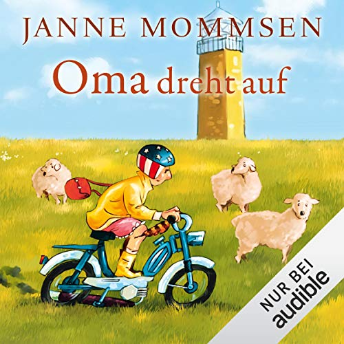 Oma dreht auf     Die Oma-Imke-Reihe 3              By:                                                                                                                                 Janne Mommsen                               Narrated by:                                                                                                                                 Tim Gössler                      Length: 5 hrs and 55 mins     Not rated yet     Overall 0.0