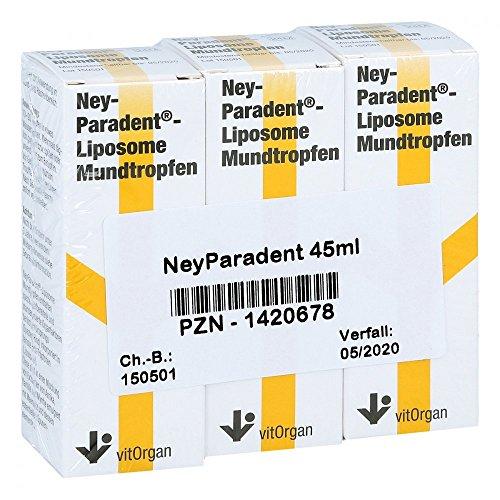 NEYPARADENT Liposome Mundtro 45 ml