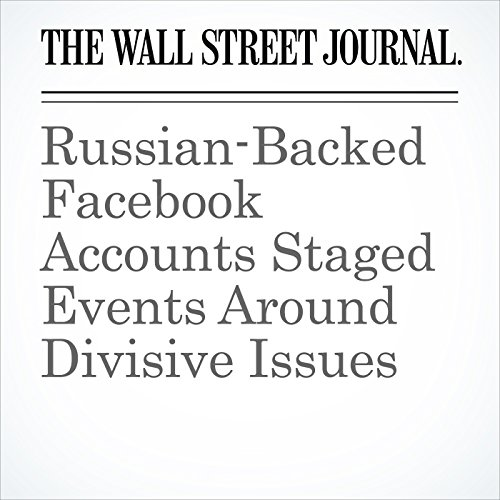 Article from The Wall Street Journal copertina