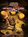 Warhammer Fantasy RPG: Archives of The Empire...