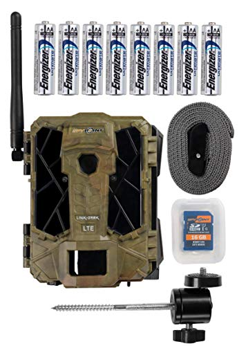 Spypoint Link Dark-V 4G LTE Cellular Trail Camera With...