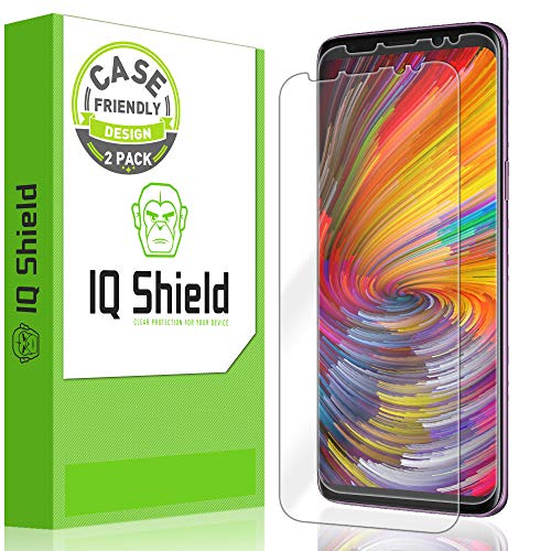 IQ Shield Screen Protector Compatible with Galaxy S9 (2-Pack)(Case Friendly)(Ultimate Version...