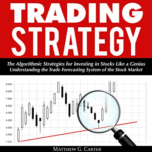 Trading Strategy audiobook cover art