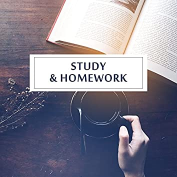 Study & Homework – Music for Learning, Focus in the Task, Deep Concentation, Effective Study