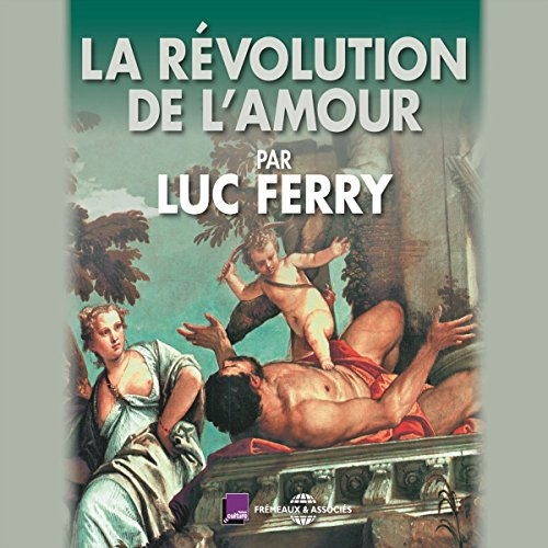 La révolution de l'amour audiobook cover art