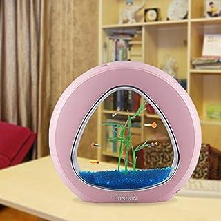 Nano acuario 6 Litros Completo - Rosa