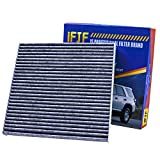 iFJF Cabin Air Filter CP134 (CF10134) includes Activated Carbon 80292-SDA-A01 for Honda Acura Premium Civic CR-V Odyssey CSX ILX MDX RDX Replacement Filter Cabin Air Filter (Set of 2)