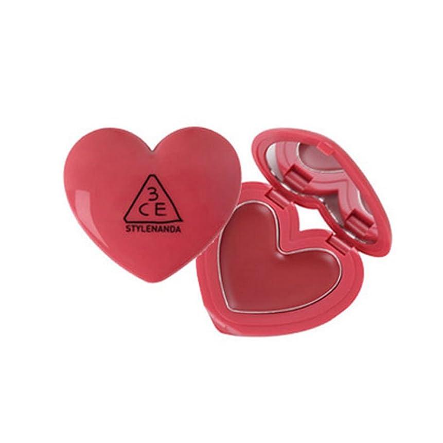 作者取り除くポータブル3CE HEART POT LIP /ハートポットリップ