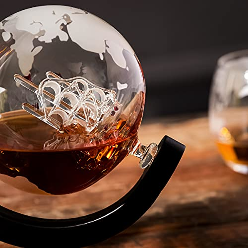 Whisiskey® Whiskey Karaffe - 4