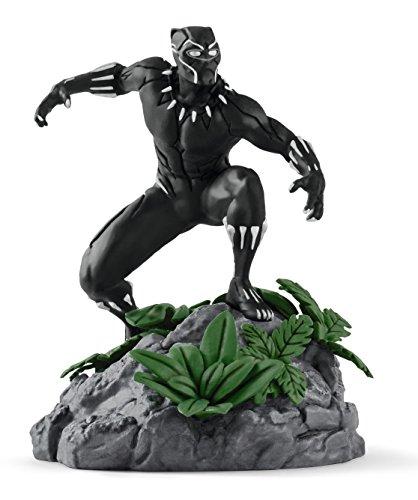 Schleich Marvel - Figura Black Panther, 18,5 cm