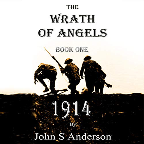 The Wrath of Angels: Book 1 (1914) cover art