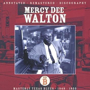 Masterly Texas Blues- CD B: 1949-1955