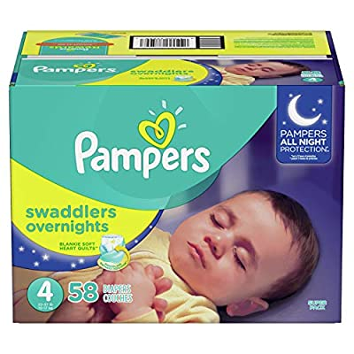 Diapers - Disposable - Baby - Registry - Wipes
