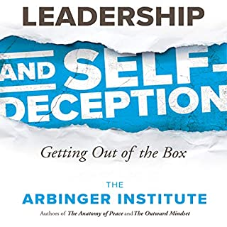 『Leadership and Self-Deception: Getting Out of the Box』のカバーアート