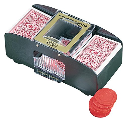 Fox Valley Traders Automatic Card Shuffler