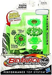 Beyblade Sonic Series Spinning Tops - Poison Serpent