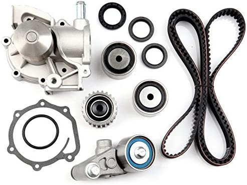 Scitoo Timing Belt Water Pump Gasket Tensioner Kit Fit 1999 2005 Subaru Legacy Outback Forester product image