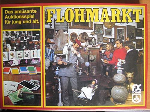 Flohmarkt - Das amüsante Auktionsspiel